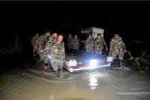 ہندوستانی فوج نے بچائی سیلاب میں پھنسے 150 لوگوں کی جان
