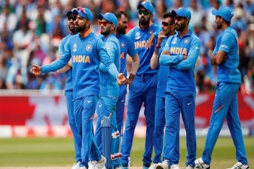 ہندوستانی ٹیم ۔ فائل فوٹو