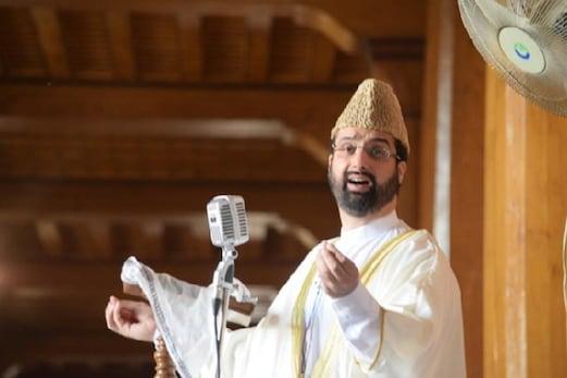 مساجد کے خلاف کسی بھی ممکنہ اقدام پرمیرواعظ عمر فاروق نے ایسے کیا اپنے ردعمل کا اظہار