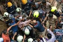 ممبئی عمارت حادثہ: مہلوکین کی تعداد بڑھ کرہوئی 14، ملبے میں اب بھی پھنسے ہیں کئی لوگ
