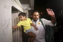 عالمی کپ سے باہرہوکرگھر پہنچی پاکستانی ٹیم، ایئرپورٹ پرہوا ایسا حال