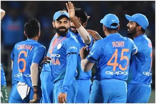 ورلڈ کپ 2019: ٹیم انڈیا کا سیمی فائنل میں اس ٹیم سے ہوگا مقابلہ، جانئے کب ہے میچ