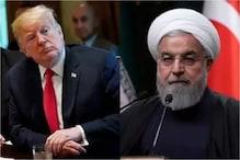ایران نے کہا۔ امریکہ پابندی ہٹائے تو ہم بات چیت کے لئے تیار ہیں