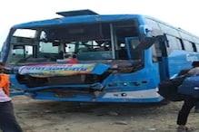 جموں وکشمیر: امرناتھ یاتریوں سے بھری دو بسیں آپس میں ٹکرائیں، 20 زائرین زخمی