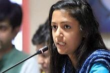 شہلا رشید نے کشمیر کی صورت حال پر پوسٹ کی تھی فرضی خبر، سپریم کورٹ میں شکایت