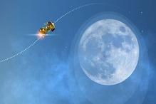 چندریان۔ 2: چاند کے بے حد قریب پہنچ کر بھی دور رہ گیا اسرو کا لینڈر وکرم