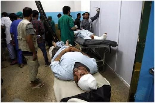 کابل میں دیر رات ہوئے بم دھماکے میں مرنے والوں کی تعداد بڑھ کر 16 ہوئی