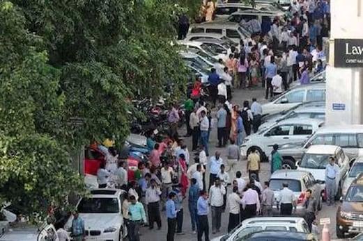 دہلی – این سی آر سمیت پنجاب میں زلزلے کے جھٹکے ، پاکستان میں تھا مرکز