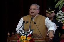 گورنر ستیہ پال ملک نے کہا : وادی دیکھ کر ایک دن پی او کے والے بولیں گے یہ ہے ہمارا کشمیر