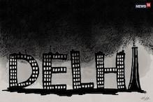 دیوالی:دہلی میں فضائی آلودگی کی سطح میں نمایاں اضافہ،لوگوں کوسانس لینے میں تکلیف کی شکایت