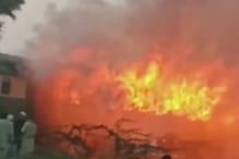 تائیوان میں آتش زدگی میں سات لوگوں کی موت ،دو جھلسے