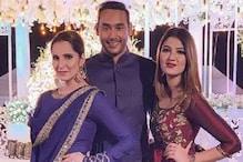 محمد اظہرالدین کے بیٹے کی دلہن بنیں گی ثانیہ مراز کی بہن، دسمبرمیں ہوگی شادی