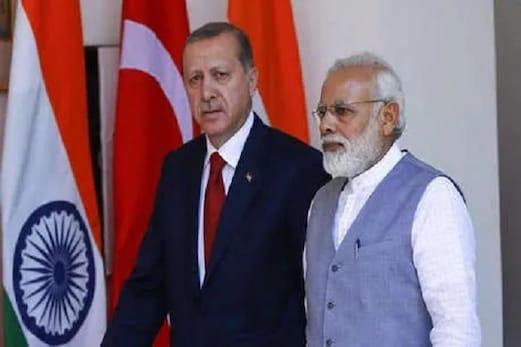 کشمیر پر پاکستان کا ساتھ دینے والے ترکی۔ ملائیشیا کو اب ایسے سبق سکھائے گا ہندوستان
