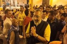 بہار میں ایم آئی ایم کی جیت پر گری راج نے سادھا نشانہ ، کہا : اویسی کی جناح والی سوچ