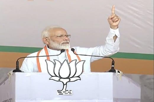 جموں و کشمیر ہندوستان کا اٹوٹ انگ:مہاراشٹرمیں پی ایم مودی کا انتخابی ریلی سے خطاب