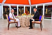 پی ایم مودی اور صدرشی جنپنگ کی ملاقات:  دہشت گردی اورتجارت پرہوئی بات چیت