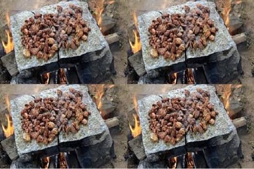 دکنی خبریں اسپیشل : پتھرکا گوشت دکن کی ایک منفرد اور مزیدارڈش۔ دیکھیں ویڈیو