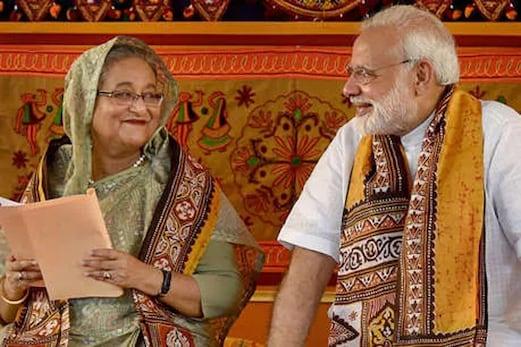 بنگلہ دیش کی وزیر اعظم شیخ حسینہ نے کہا : این آر سی سے کوئی پریشانی نہیں ، وزیر اعظم مودی سے نیویارک میں ہوچکی ہے بات