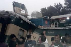 بنگلہ دیش میں بھیانک ٹرین حادثہ: 15 افرادہلاک، دیگر 58 زخمی