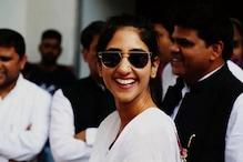 کانگریس کی خاتون رکن اسمبلی ادیتی سنگھ اورانگد سینی کی شادی سے پہلی کی تصویریں آئیں سامنے