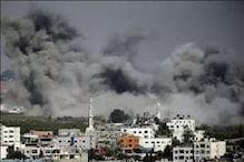 اسرائیلی فوجیوں نےغزہ میں حماس کے ٹھکانوں کو بنایا نشانہ، 26 فلسطینی زخمی