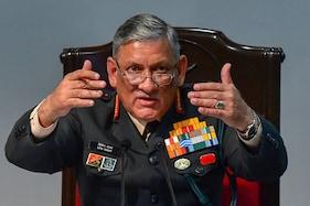 ہند- پاک بارڈر پرکبھی بھی خراب ہوسکتے ہیں حالات، تیار رہے فوج، فوجی سربراہ کا انتباہ