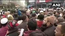 سی اے اے احتجاج : دہلی کی تاریخی جامع مسجد سے نکالی گئی ریلی، بڑی تعداد میں لوگ ہوئے شریک