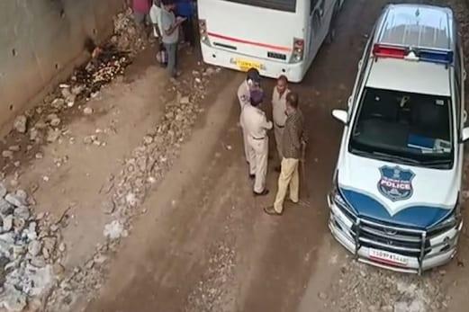 شادنگرانکاؤنٹر: ملزمین کی جانب سے فائرنگ کے بعد پولیس نے اپنے دفاع میں فائرنگ کی: پولیس