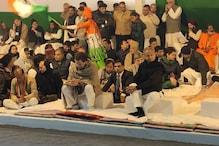کانگریس کے سینئر لیڈروں کا 'ستیہ گرہ'، وزیراعظم اورامت شاہ پرملک کی آواز دبانے کا الزام