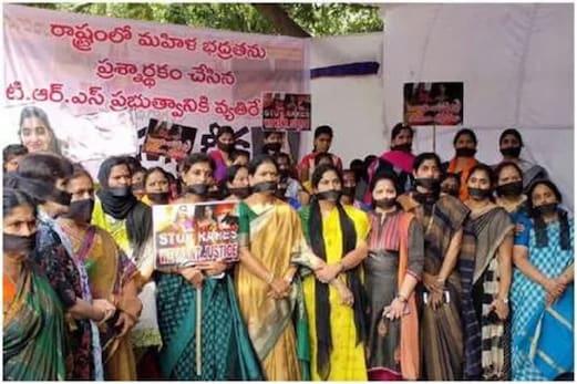 حیدرآباد اجتماعی آبروریزی اورقتل معاملہ: ملزم کی ماں بولیں- میرے بیٹے کوبھی زندہ جلا دو