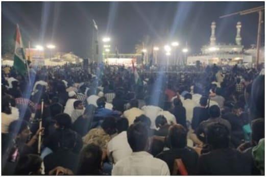 شہریت ترمیمی قانون کے خلاف احتجاج: کوئمبتورمیں ہندو۔ مسلم اتحاد کا کیا گیاعملی مظاہرہ، ویڈیو وائرل