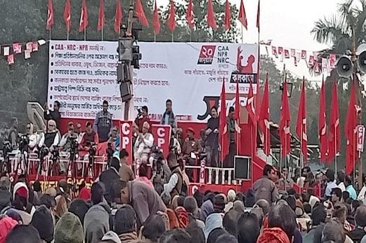 مغربی بنگال :این آرسی کی مخالفت کےباوجودحراستی کیمپ کے لیے دی گئی زمین:ممتاپر سی پی ایم نےلگایاالزام
