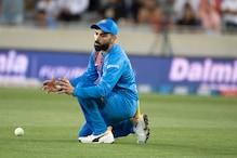 انڈیا بمقابلہ نیوزی لینڈ: کوہلی نے دیا اشارہ، تیسرے میچ میں دھونی کے ساتھی کو نہیں کریں گے باہر
