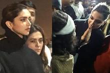 جےاین یو طلباءکی حمایت میں پہنچیں اداکارہ دیپکا پادوکون، کنہیا کمارلگا رہے تھے نعرے