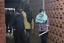 جے این یو تشدد : ویڈیو میں نظر آنے والی نقاب پوش لڑکی کی ہوئی شناخت ، جانیں کون ہے وہ