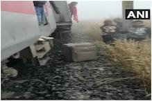 اوڈیشہ: کٹک میں ریل حادثہ: 8 ڈبے پٹری سے اترے، 40 سے زیادہ مسافر زخمی
