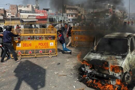 دہلی تشدد: اب تک53ہلاکتوں کی تصدیق،نامعلوم مہلوکین کی تفصیلات عام کی جائے:دہلی ہائی کورٹ