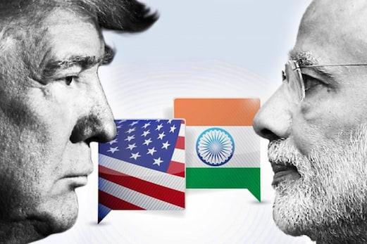 دورہ ہندوستان سے عین قبل ڈنالڈ ٹرمپ کا بڑا بیان ، کہا : اس بات کو لے کر مودی سے کریں گے شکایت