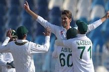پاکستان بمقابلہ بنگلہ دیش: شاہین شاہ آفریدی کے سامنے نہیں ٹک سکی بنگلہ دیشی ٹیم، ہوا یہ حش