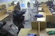 جامعہ میں دہلی پولیس کی کارروائی میں 2 کروڑ سے زیادہ کا نقصان، ایم ایچ آر ڈی کو سونپا بل