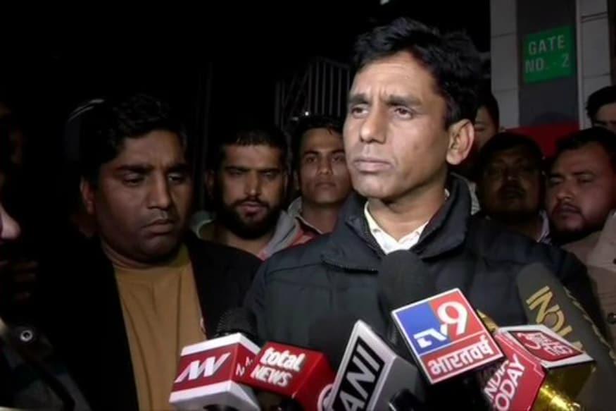 دہلی پولیس نے نریش یادو کے قافلہ پر حملہ میں ایک شخص کی موت کی تصدیق کی ہے۔