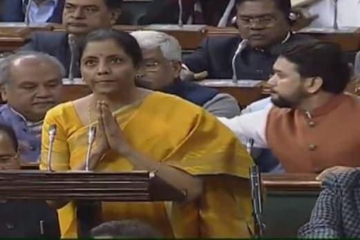 بجٹ 2020: 'پرعزم ہندوستان، اقتصادی ترقی، حساس سماج کی روح پر مرکوز بجٹ'