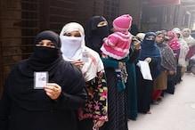 دہلی اسمبلی الیکشن: شاہین باغ میں نظر آ رہا ہے رائے دہندگان کا زبردست جوش وخروش
