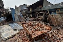 دہلی تشدد:جلائی اور لوٹی جارہی تھی مسلمانوں کی دکانیں ۔۔پھر مقامی لوگوں نے اٹھایا یہ قدم