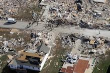 امریکہ کے ٹینیسی میں آئے طوفان سے 19 افراد کی موت: دیکھیں تصویریں