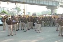 شاہین باغ میں نافذ کی گئی دفعہ 144، بڑی تعداد میں پولیس اہلکار موجود