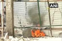 دہلی میں شرپسندوں کے حوصلے بلند: شاہین باغ مظاہرین پرپھینکاگیا پٹرول بم