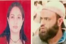 دہلی کے اوکھلا علاقے سے دو مشتبہ دہشت گرد گرفتار، خودکش حملے کی فراق میں تھے شوہر۔بیوی