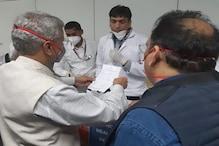 کورونا وائرس : ایس جے شنكر نے دیر رات دہلی ہوائی اڈہ پر تیاریوں کا جائزہ لیا