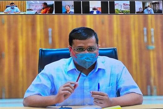 وزیر اعلی اروند کیجریوال کا اعلان: دہلی حکومت کے اسپتالوں ہوگا صرف دہلی والوں کا علاج
